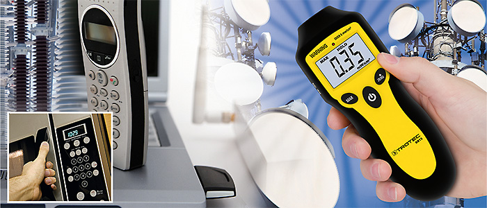 Измерване на микровълни