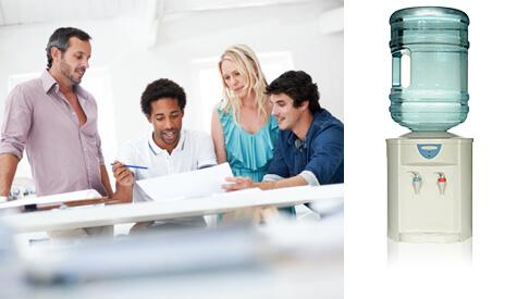 Пречистване на вода в диспенсър