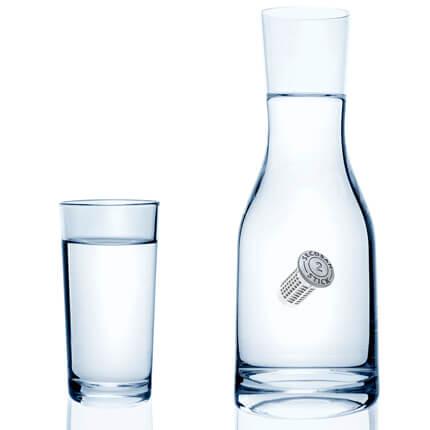Пречистване на вода в шише